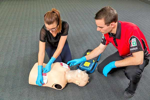 First Aid Course at Fulham Community Centre